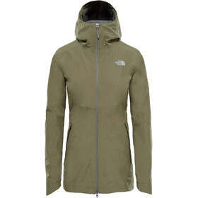 The North Face Hikesteller Parka Shell Jacket Dam deep lichen green heather